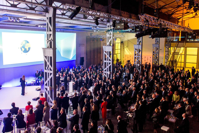 Das sind die Trends für Corporate Events 2017: Von Virtual Reality bis Big Data