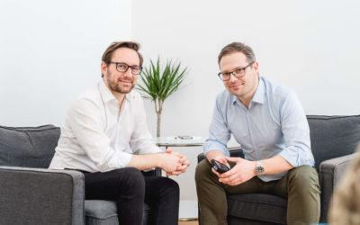 Invitario-Geschäftsführer im Interview mit der Branchenzeitung medianet
