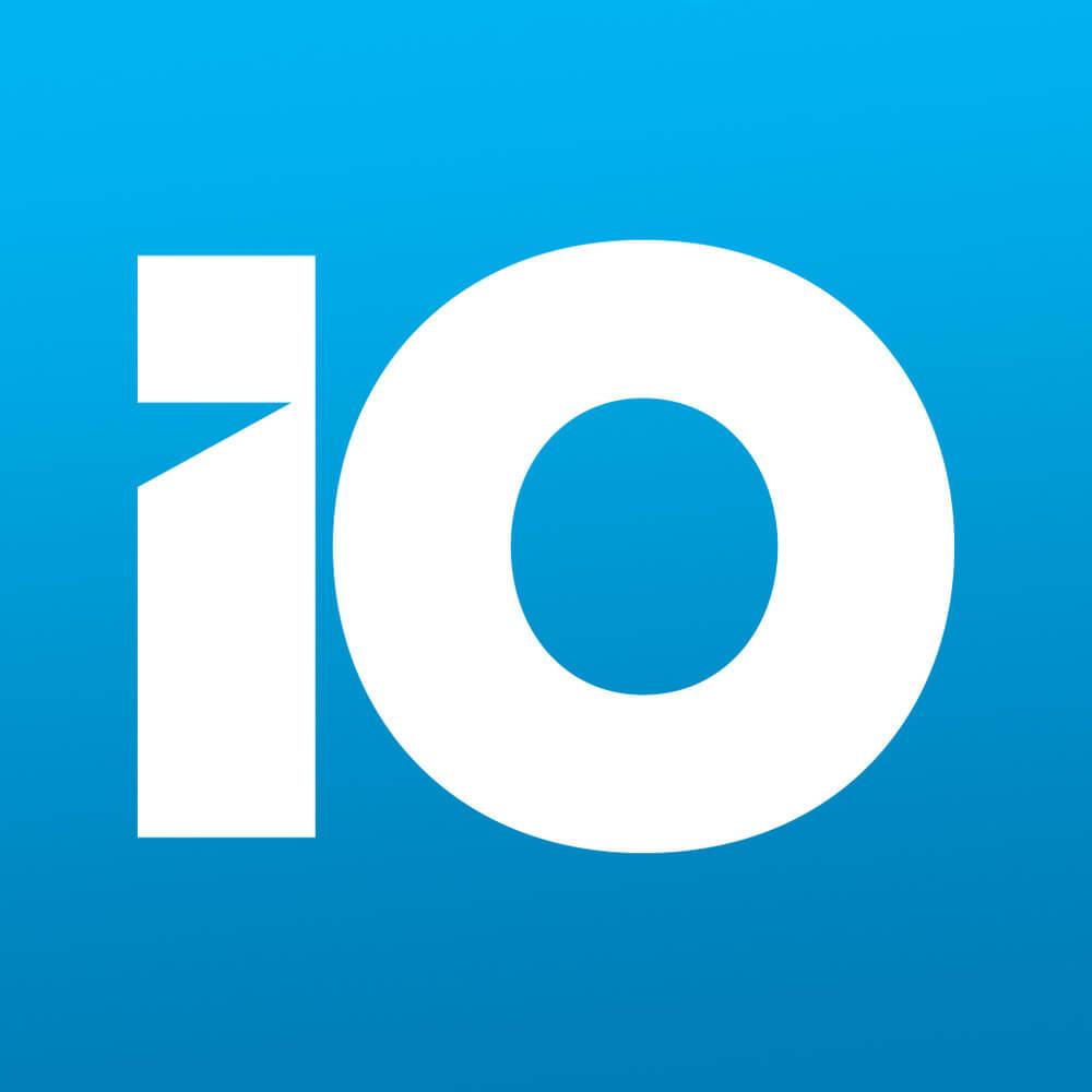 """App-Icon: Die Buchstaben """"IO"""" stehen nicht nur am Ende von Invitario, sondern stehen in der IT auch für """"Input/Output"""" – ideal für die neue Check-in App und das Erfassen von Gästen und Interaktionen."""