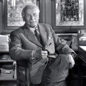 Psychoanalytiker Carl Gustav Jung