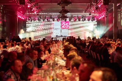 Invitario Teilnehmermanagement Case Study: 25 Jahre Progroup AG - Einladungsprozess für 700 Gästen aus 17 Ländern