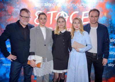"""Premieren-Event von Sky: """"8 Tage"""""""