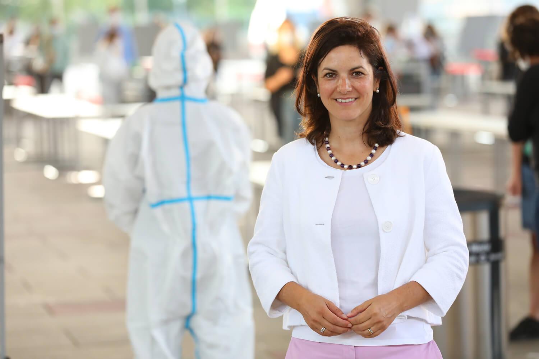 Dr. Susanne Baumann-Söllner, Foto: IAKW-AG, Ludwig Schedl