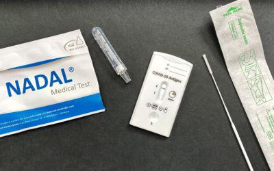 Wie funktioniert der Antigen-Schnelltest zur Covid-19-Prävention?